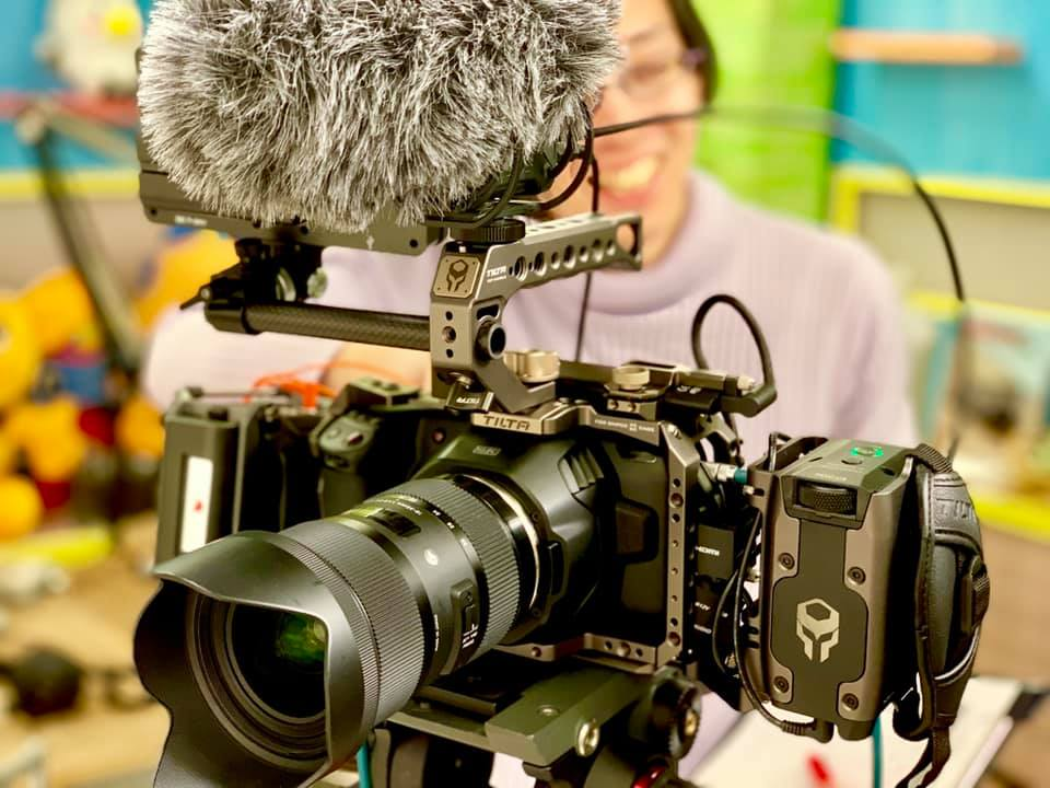 ケーブルTVなのに6Kカメラ
