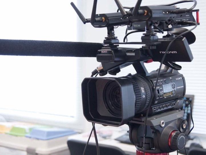 大森のビデオカメラ